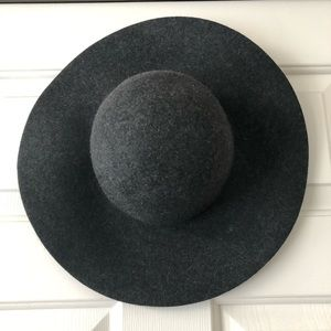 J.Crew Floopy Wool Hat